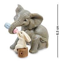 Статуэтка Слон и зайчик ED-428