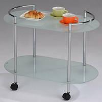 Сервировочный столик Onder Metal «SC-5123» Хром