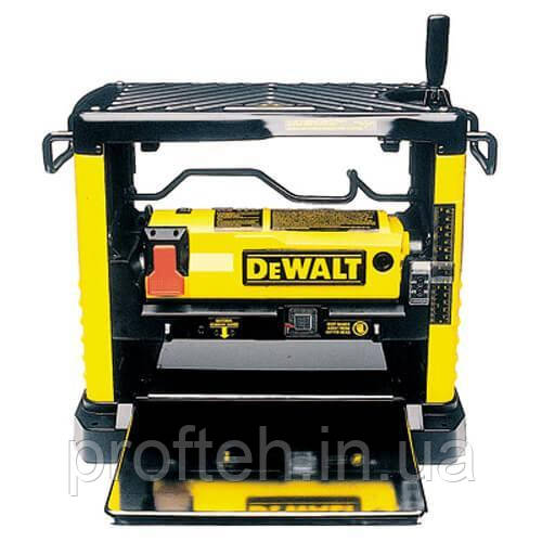 Станок рейсмусный DeWALT DW733