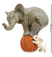 Статуэтка Слон и зайчик ED-429