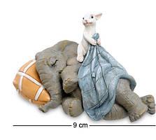 Статуэтка Слон и зайчик ED-430