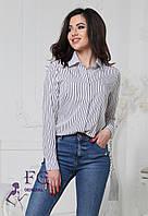 Блуза женская в полоску 001В/01, фото 1