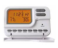 Термостат комнатный KG Elektronik С7 проводной (LED дисплей, программа 7 дней)