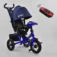 Детский трехколесный велосипед Best Trike 7700 В