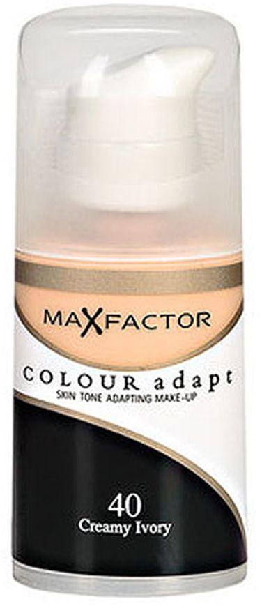 MF Colour Adapt тон. крем №40 (creamy ivory) 34мл
