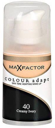 MF Colour Adapt тон. крем №40 (creamy ivory) 34мл, фото 2