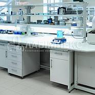 Стол лабораторный островной СЛО-3.061.05, фото 3