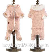 Костюм Pet Fashion Солли для собак-девочек, персик M