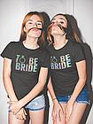 "Футболка на девичник ""To be Bride"", фото 3"