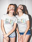 "Футболка на девичник ""To be Bride"", фото 9"