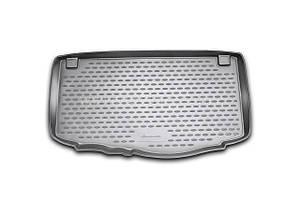 Коврик в багажник KIA Picanto с 2011- ,цвет:черный ,производитель NovLine