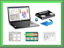 Мобильный электрокардиограф для спортсменов для ПК ОС Windows XP-10 (32/64)