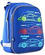 555954 Каркасный школьный рюкзак Yes H-12 Maximum Speed 29*38*15, фото 2