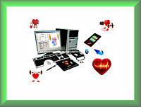 Мобильный электрокардиограф для спортсменов с расширенным комплектом Windows + ОС Android