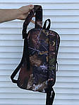 Симпатичний невеликий рюкзак міський (камуфляж), фото 3