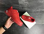 Чоловічі кросівки Nike Air Force 1 LV8 (червоні), фото 3