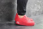 Чоловічі кросівки Nike Air Force 1 LV8 (червоні), фото 5