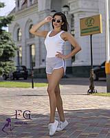 Трикотажні жіночі шорти 001В/07