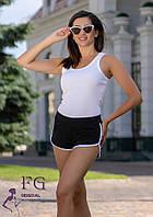 Трикотажні жіночі шорти 001В/03