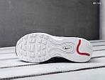 Мужские кроссовки Nike Air Max 97 (белые гуччи), фото 5