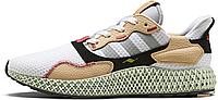 Мужские кроссовки Adidas ZX 4000 4D Hender Scheme White F36048 , Адидас ЗХ