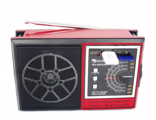 Радиоприемник GOLON RX-002