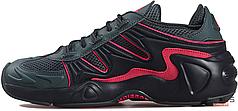Женские кроссовки Adidas FYW S-97 Black Red EE5304, Адидас Ориджиналс FYW S-97