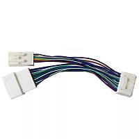 Y-splitter - кабель-разветвитель, AUX тройник 20 Pin на  6+6Pin & 5+7 Pin toyota lexus, фото 1