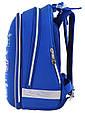 555954 Каркасный школьный рюкзак Yes H-12 Maximum Speed 29*38*15, фото 4