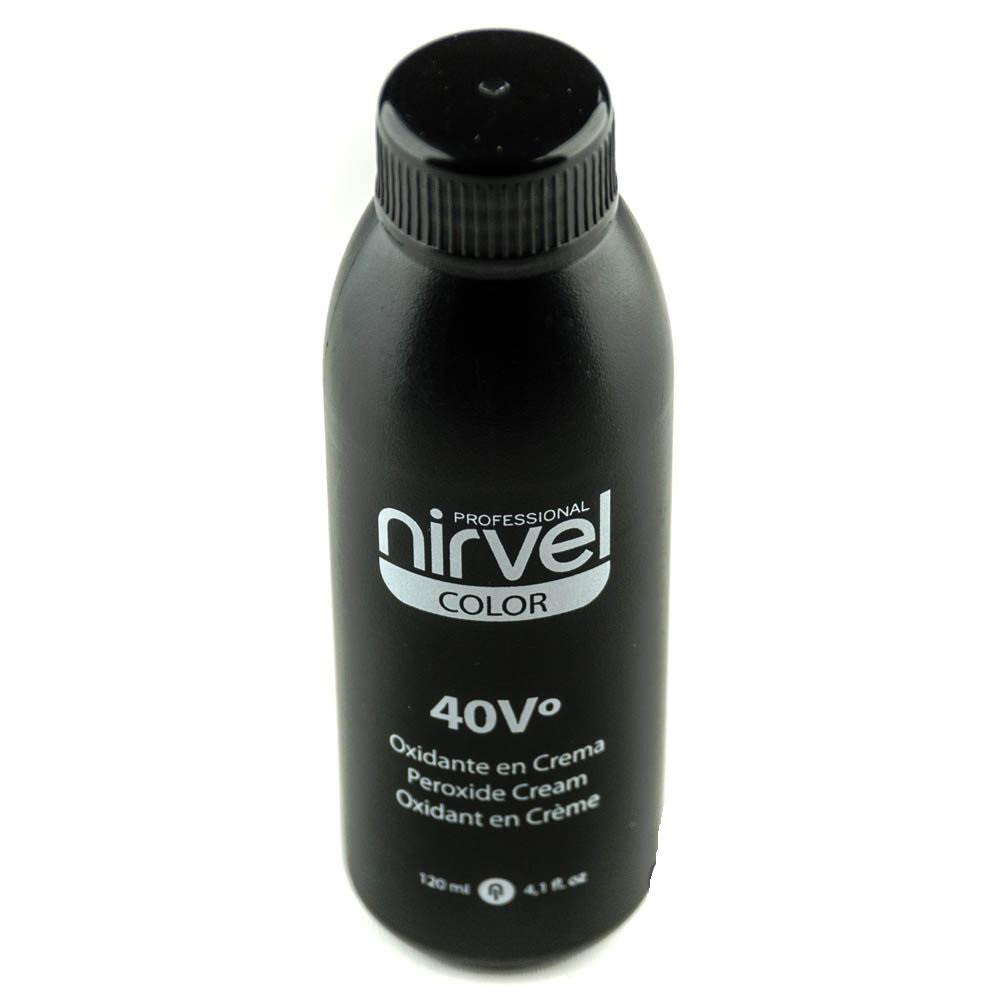 Окислитель оксидант для краски для волос 40V (12%) Nirvel oxidant 120 мл 8047