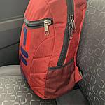 Спортивный рюкзак Fila (для школы и спорта) - красный, фото 3