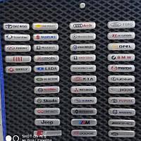 Шильдики Toyota/Audi/Mercedes/Renault/ Lexus/ Porsche