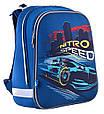 555958 Каркасный школьный рюкзак Yes H-12 Nitro Speed 29*38*15, фото 2
