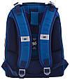555958 Каркасный школьный рюкзак Yes H-12 Nitro Speed 29*38*15, фото 3