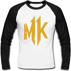 Футболка с длинным рукавом Mortal Kombat 11 - Logo