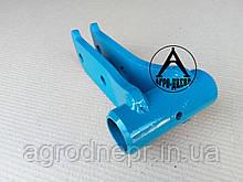 4128103 Кронштейн стойки дисковой бороны Lemken Rubin 9 D51x128 60x25