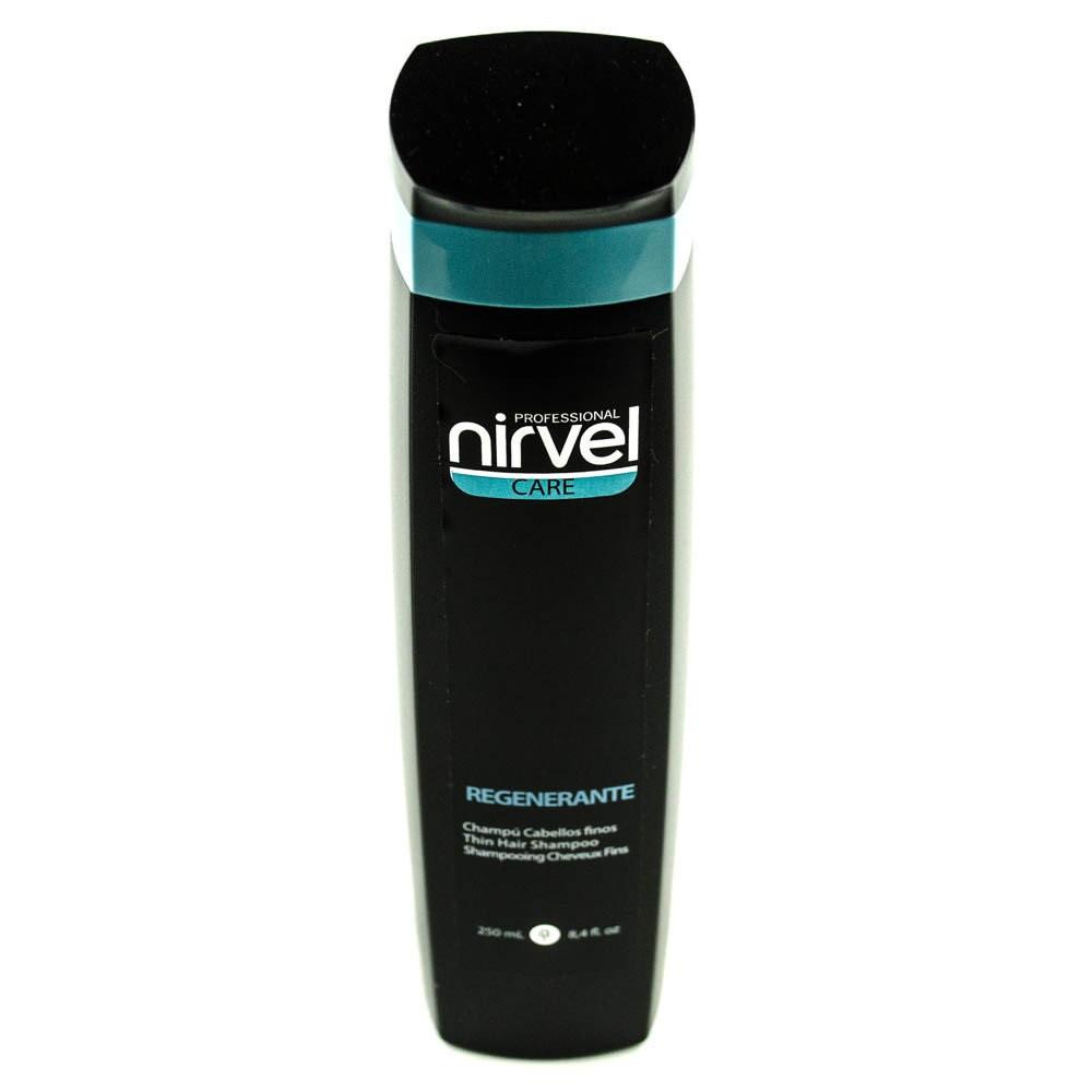 Шампунь для тонких волос для объема и тонуса Нирвел Nirvel Regenerating shampoo  250 мл 8394