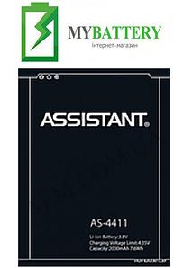 АКБ оригинал Assistant AP-4411/ 4421 2000 mAh 3.8V