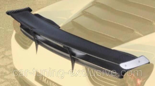 MANSORY rear wing for Ferrari 458