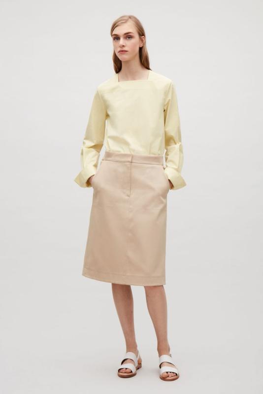 Блуза рубашка COS ( Eur 44 // CN 175/100A)