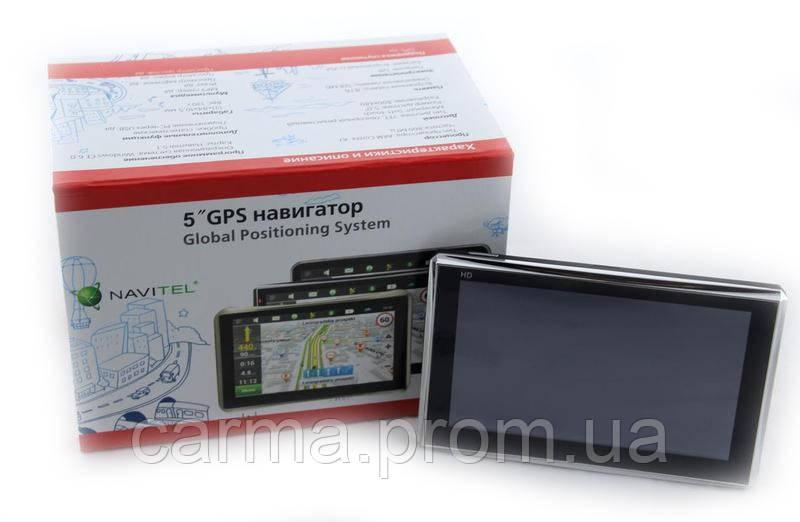 Автомобильный GPS навигатор UKC 6009128MB/4GB HD