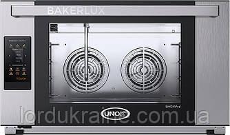 Печь конвекционная UNOX XEFT-04EU-ETDV