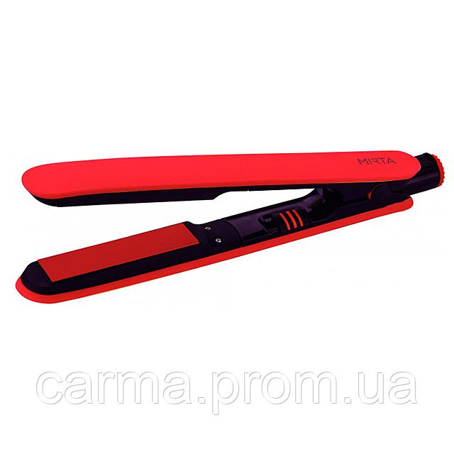 Щипцы для волос Mirta HS-5123R красный