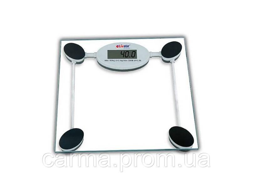 Весы напольные Livstar LSU-1783 180 кг