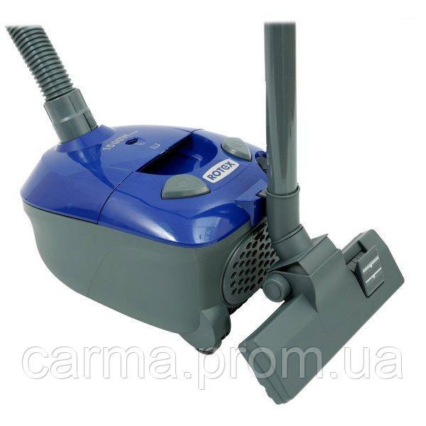 Пылесос для сухой уборки Rotex RVB01-P Blue