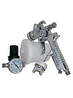 Набор покрасочный пневматический с регулятором воздуха KIT-H-827-1.3-1.7 AUARITA