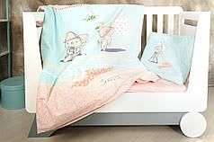 Постельное бельё в кроватку Kity