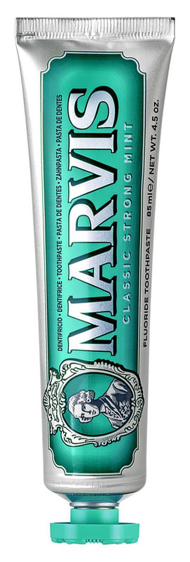 Зубная паста Marvis Classic Strong Mint, 85 мл