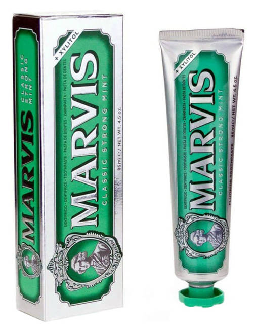Зубная паста Marvis Classic Strong Mint, 85 мл, фото 2