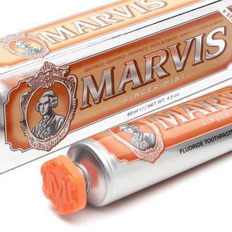 Зубна паста Marvis Ginger Mint, 85 мл, фото 2